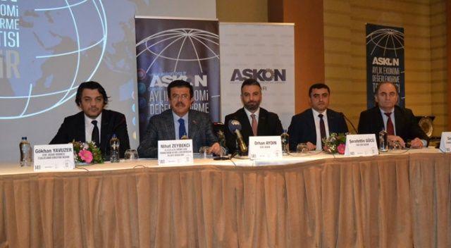 ASKON Genel Başkanı Aydın: '2019 yılını enflasyonla mücadele yılı ilan ettik'