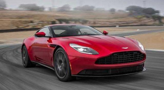 Aston Martin için üretime başlıyor