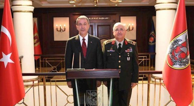 Bakan Akar ve Genelkurmay Başkanı Güler ABD'ye gidiyor