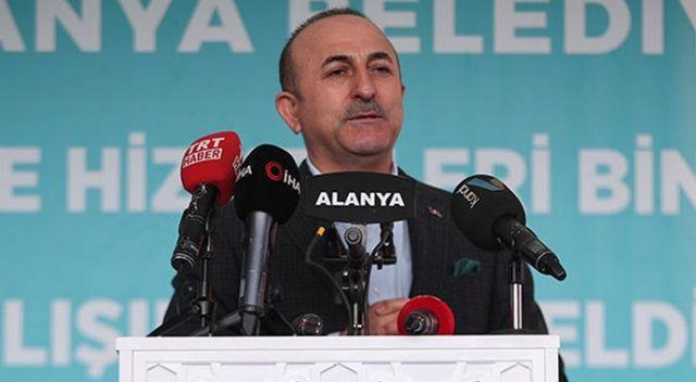 Bakan Çavuşoğlu: '70 milyon turist, 70 milyar dolar gelir'