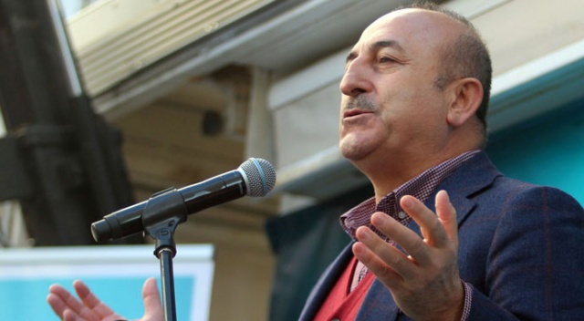 Bakan Çavuşoğlu: Aradaki rantçılar ortadan kalkacak
