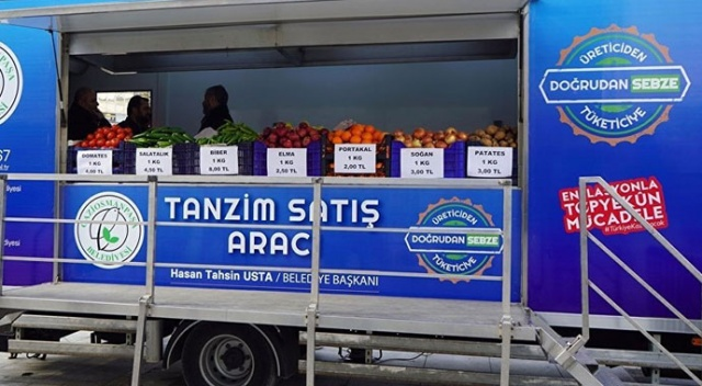 Bakan Turhan'dan tanzim satışları ile ilgili açıklama