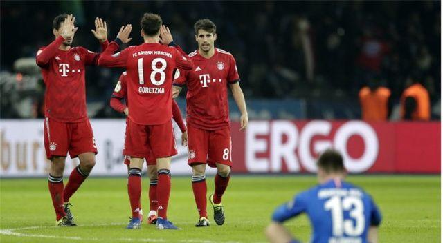 Bayern Münih geriye düştüğü maçı kazandı