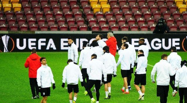 Benfica, Galatasaray maçına hazır