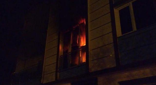 Bursa'da korku dolu anlar! Mahalleli sokağa döküldü