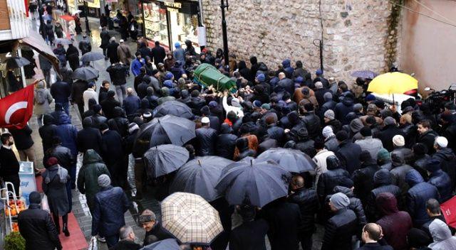 Büyük mütefekkir Mustafa Necati Özfatura son yolculuğuna uğurlandı