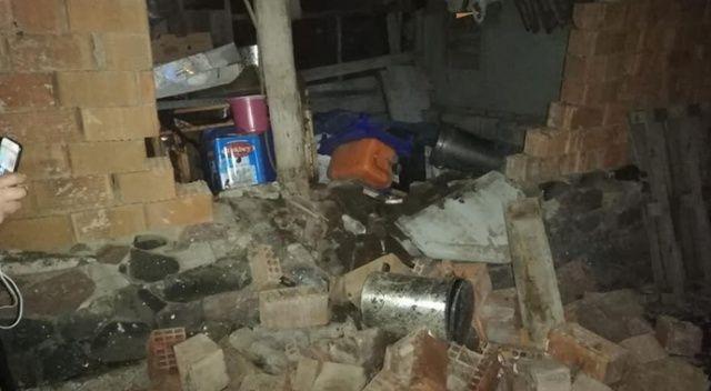 Çankırı'daki depremde 9 ev hasar gördü