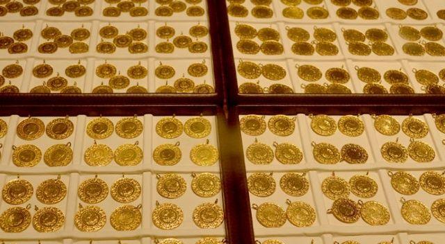 Çeyrek altın 365 lira oldu