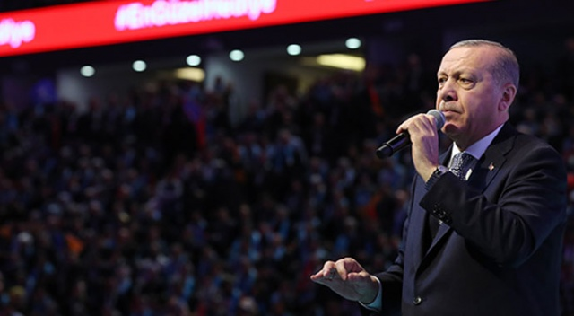 Cumhurbaşkanı Erdoğan: 'CHP geleneğinde sandıkta hile adeta bir tarzı siyasettir'