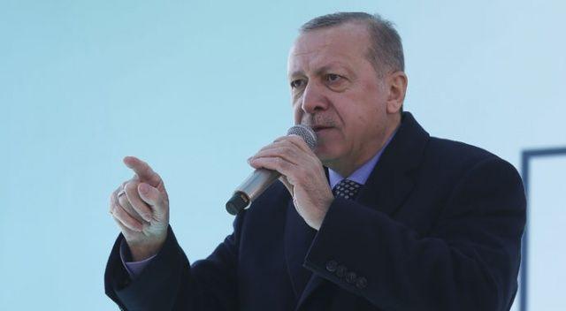 Cumhurbaşkanı Erdoğan'dan İş Bankası açıklaması: Er ya da geç hazineye devredeceğiz