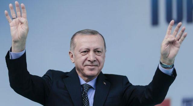 Cumhurbaşkanı Erdoğan: 'Fiyatlar yarıya indi, daha da inecek'