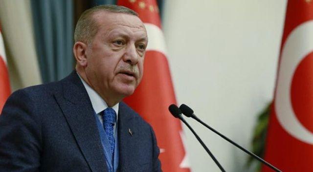 Cumhurbaşkanı Erdoğan şehit polis Çelik'in ailesine başsağlığı diledi