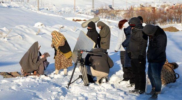 Dondurucu soğukta Rus işgalinden kaçış