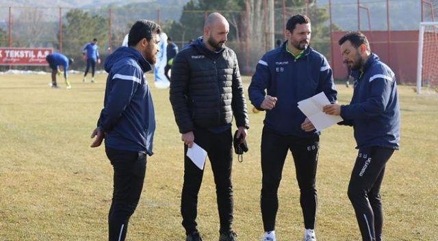 E.Yeni Malatyaspor'da Beşiktaş maçı hazırlıkları sürüyor