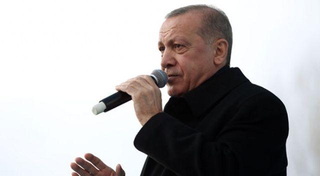 Erdoğan: CHP'de Kandil'in sözü geçiyor