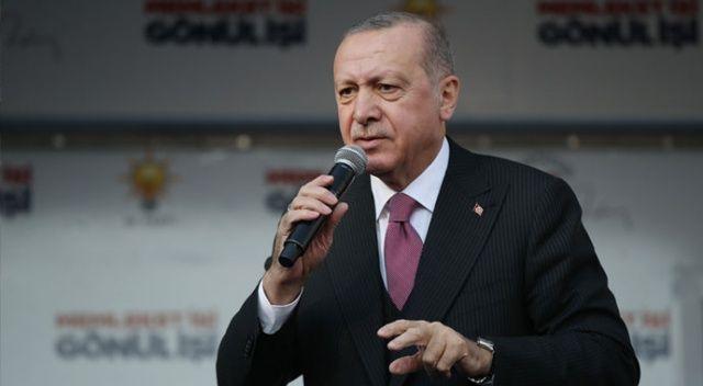 Erdoğan net dille uyardı: Kandil'e çalışırsanız yine kayyum atarız!