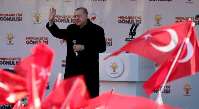 Erdoğan: Onlar sıkıştırdı biz kenetlendik