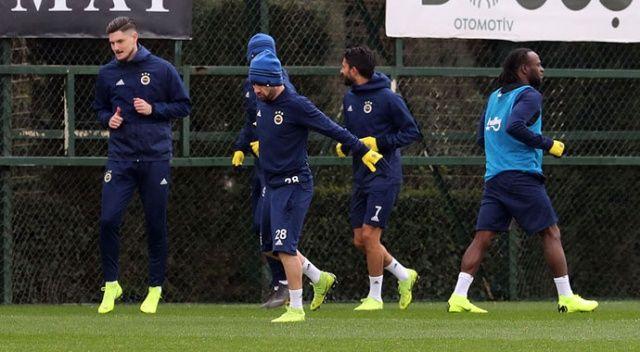 Fenerbahçe Zenit: Fenerbahçe, Zenit Maçının Hazırlıklarına Başladı