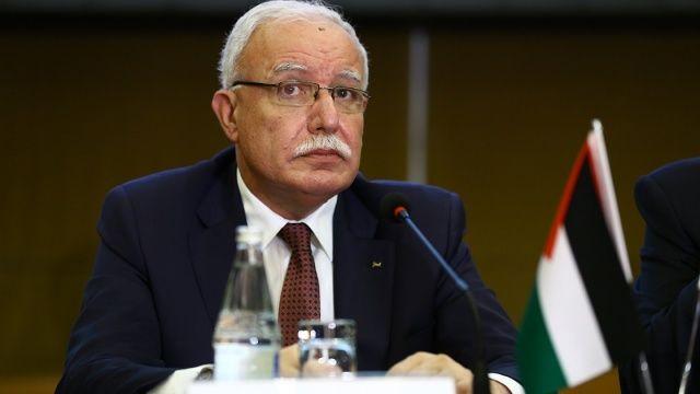 Filistin'den BM'ye 'iki devletli çözüm için işlevsel adım' çağrısı