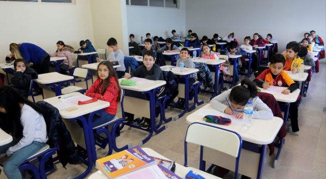 İhlas'a Geçiş Sınavı heyecanı