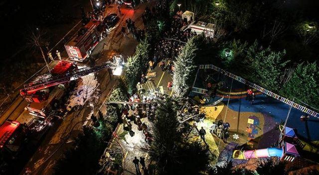İstanbul'daki askeri helikopter kazasına yayın yasağı