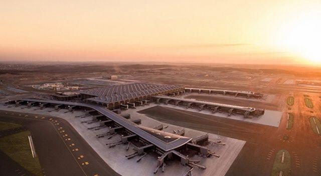 İstanbul Havalimanı'nda 16 bin kişiye iş fırsatı!