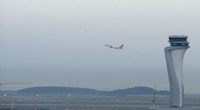 İstanbul Havalimanı'ndan 232 bin 818 kişi uçtu