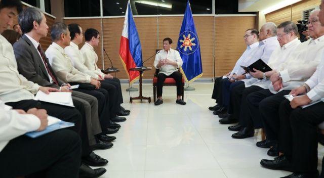 Japonya'dan Filipinler'de kabul edilen BOL yasasına destek