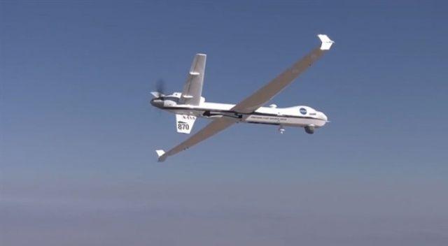 Kahramanmaraş hava sahası İHA'ların uçuşuna kapatıldı
