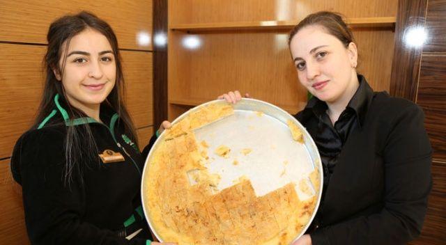 Karadeniz'in meşhur lezzeti 'laz böreği' tescillendi