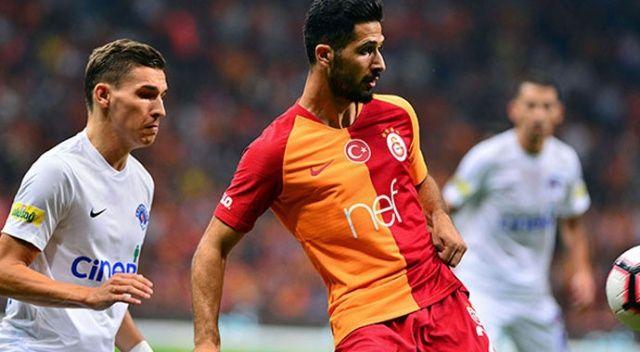 Galatasaray 3 puanı 4 golle aldı! Aslan liderin ensesinde