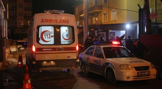 Kavgaya müdahele eden polis ekiplerine saldırı