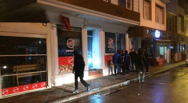Kocaeli'de doğalgaz patlaması: 1 yaralı