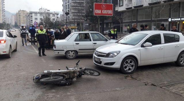 Kozan'da kaza: 1 yaralı