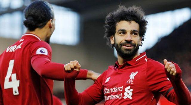Liverpool liderlik koltuğunu geri aldı!