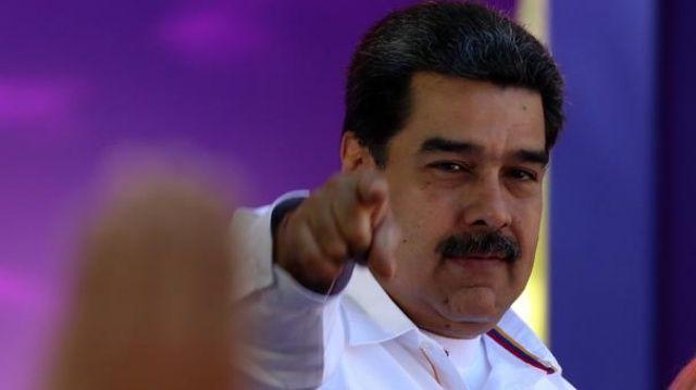 Maduro'dan bomba Kolombiya açıklaması