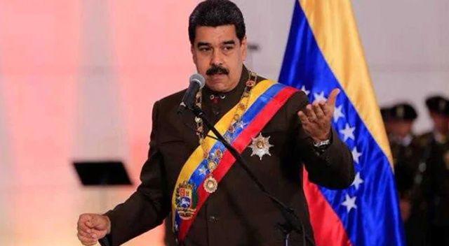 Maduro, Kolombiya sınırındaki askeri varlığın artırılmasını istedi