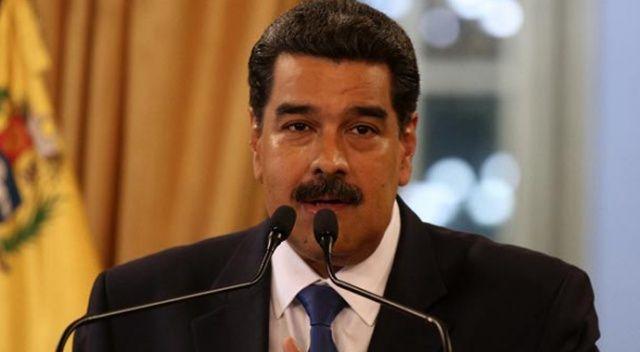 Maduro, OPEC üyesi ülkelerden yardım istedi