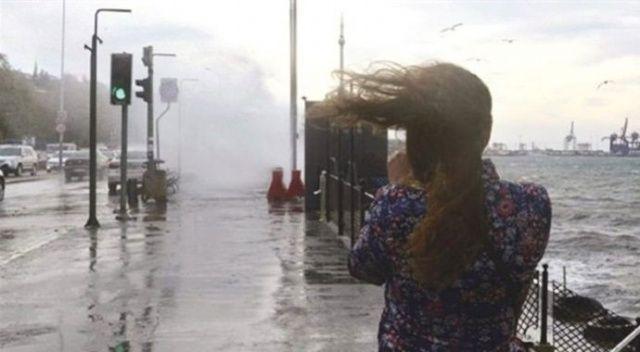 Meteoroloji'den İstanbul ve çok sayıda şehire uyarı