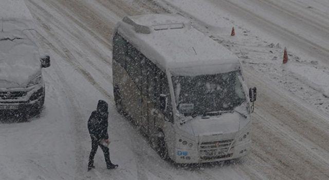 Meteoroloji'den kritik uyarı: Kar geliyor