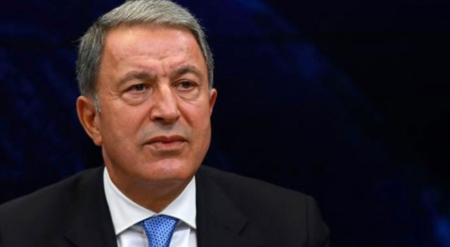 Milli Savunma Bakanı Akar: Güvenli bölgede sadece Türkiye olmalıdır