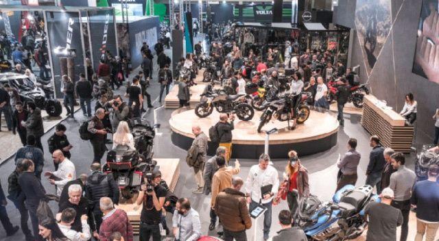 Motosiklet fuarına  hangi markalar katılıyor?