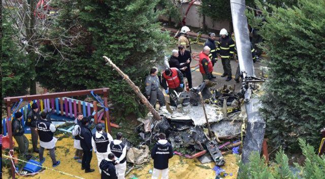 MSB'den helikopter kazası ile ilgili açıklama