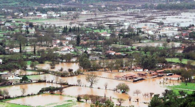 Muğla'da son 5 yılın yağış rekoru kırıldı