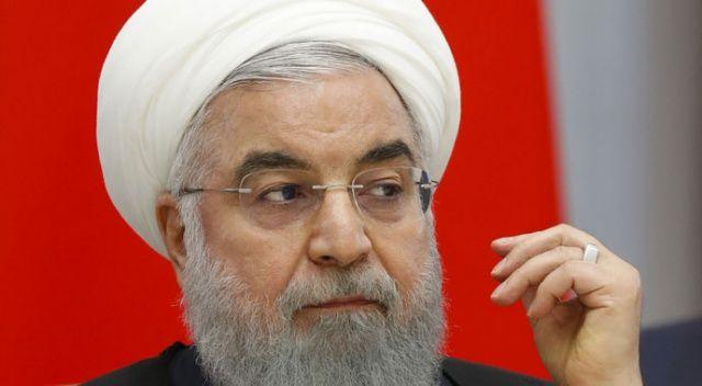 """Ruhani: """"Orta Doğu'da güvenliği sürdürmek için bölgesel devletlerle çalışmaya hazırız"""""""