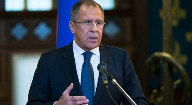 """Rusya Dışişleri Bakanı Lavrov: """"ABD Venezuela'daki muhalif grupları kışkırtmaktan utanmıyor"""""""