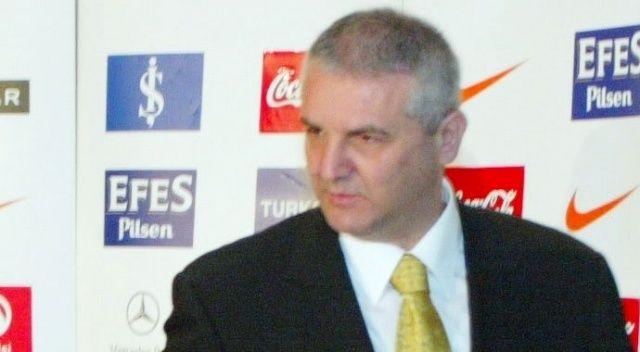 Sabri Çelik MHK'nın yeni başkanı oldu