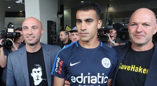 Serbest bırakılan Bahreynli futbolcu Araibi, Avustralya'ya geldi