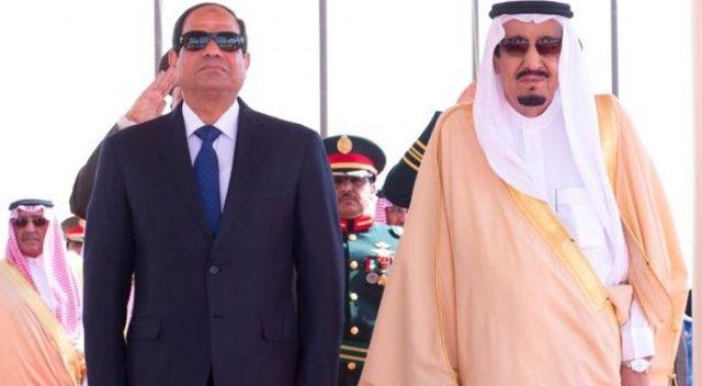 Sisi ile Kral Selman arasında kritik görüşme
