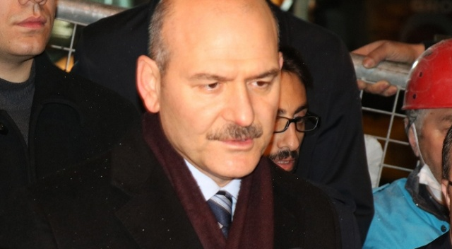 Soylu: Diyarbakır'da 5 ton esrar yakalandı